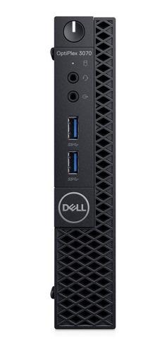 cpu dell optiplex 3070 mff /i5 /4gb / 500gb / w10 pro