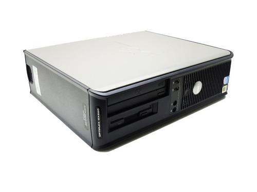 cpu dell optiplex 330 core 2 duo e4300 /2gb ram 80 hd +wi-fi