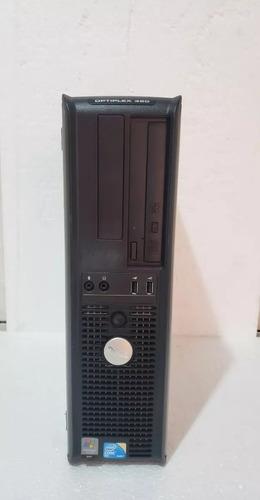 cpu dell optiplex 360 3gb hd 160gb core 2 duo