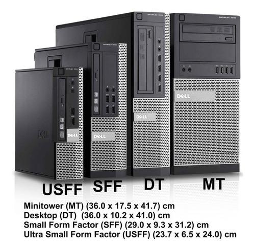 cpu dell optiplex 7010 core i3 3ger 4gb 250gb ddr3 usada
