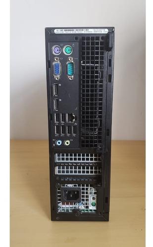 cpu dell optiplex 7010 core i5 3470 3.20ghz hd 500gb 4gb dvd
