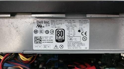 Cpu Dell Optiplex 7010 Core I7 3 40ghz 8gb Ddr3 1tb Sata Top