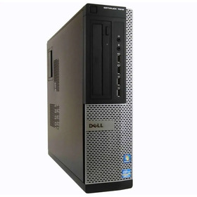 Cpu Dell Optiplex 7010 Dt I3 4gb Hd 250gb Nfe