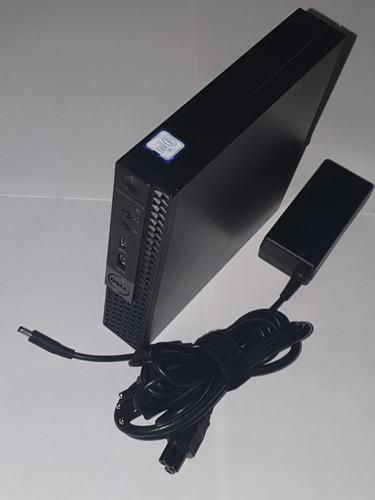 cpu dell optiplex 7050 micro i5 6500t 8bg ram ssd 240gb