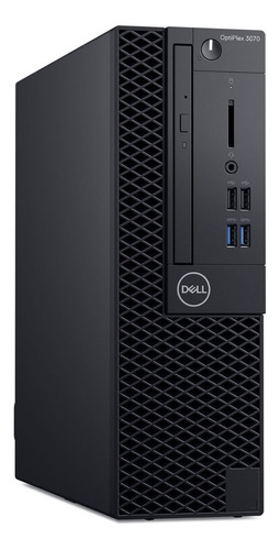 cpu dell optiplex 7070 sff/ i5 / 8gb/ 1tb/ dvdrw/ w10 pro