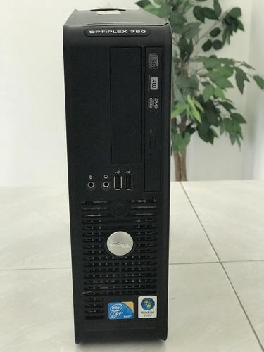 cpu dell optiplex 745 dual 4gb 80-160 disco envio gratis