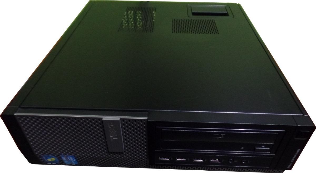 Cpu Dell Optiplex 790 Core I3-2120 3 30ghz, 250gb, 4gb Ddr3