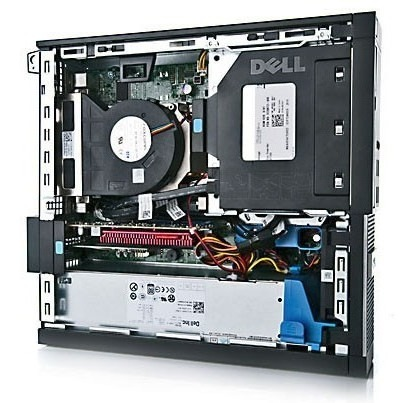 Cpu Dell Optiplex 790 / Intel Core I3-2120 / 4gb / 500gb