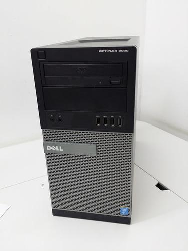 cpu dell optiplex 9010  3ra  3.3 ghz 4 ram /500 gb