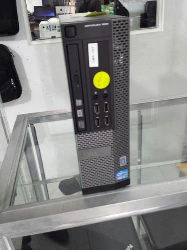 cpu dell optiplex 990 core i5 4 gb de ram d3 y 500 de disco