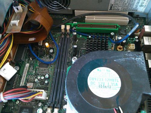 cpu dell optiplex gx260