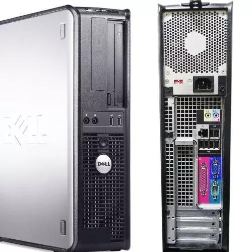 cpu dell optplex 780  e8400 3.0ghz 4gb hd 320 sata