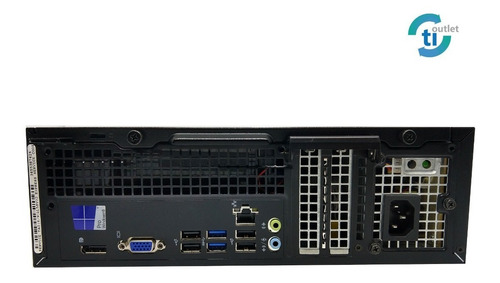 cpu dell slim optiplex 3020 i3 4gb 500gb
