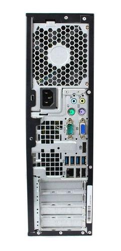 cpu desktop hp 8300 i3 3° geração 4gb 1tb wifi