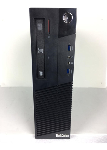 cpu desktop lenovo m93p i5 4gb ram 500gb + monitor
