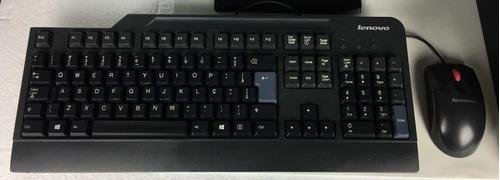 cpu desktop lenovo m93p i5 4gb ram 500gb+ monitor+ teclado