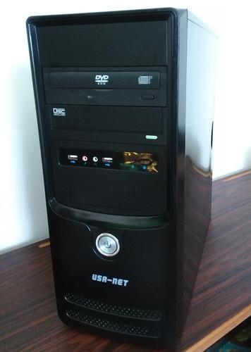 cpu dual core 80gb 2gb oferta!! como nueva