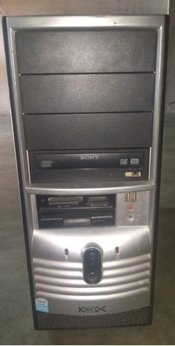 cpu dual core disco 80gb ram 2gb 45v
