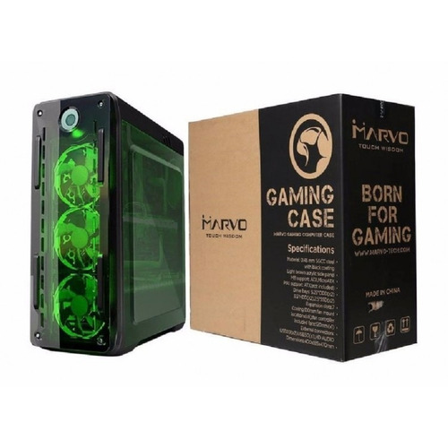 cpu economico case gamer core 2 duo - nvidia 610 - 4gb