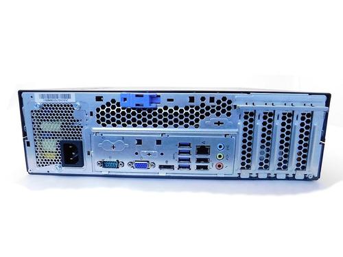 cpu empresarial thinkcentre m82 intel g640 lga1155 4gb 250gb