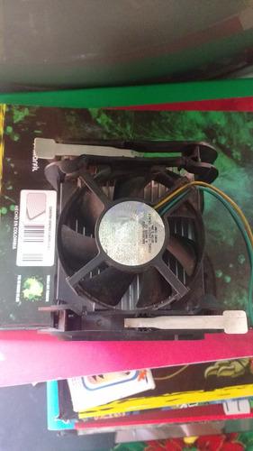 cpu fan cooler socket 478 intel original incluye base