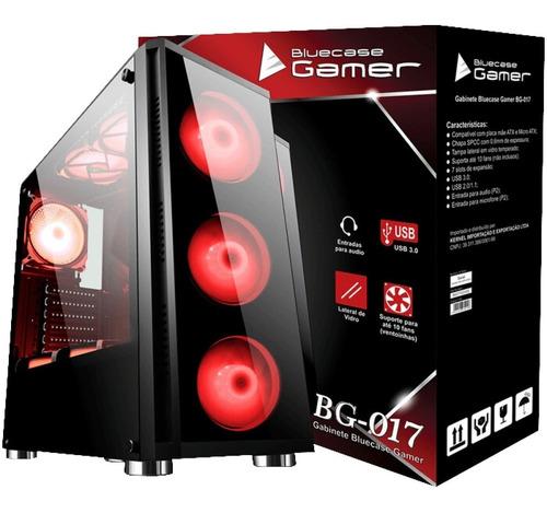 cpu gamer 9ª geração i7 9700k ssd 500gb evo 16gb gtx1050 ti