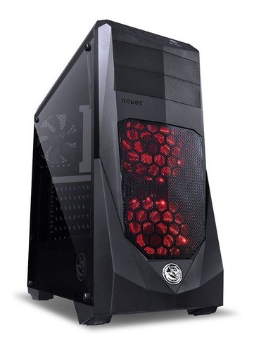 cpu gamer 9ª geração i9 9900kf z390m ssd 480gb r5 230 c/nfe