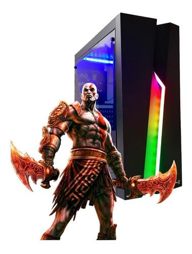 cpu gamer a46300 16gb ram hd 1tb wifi fonte real 500w