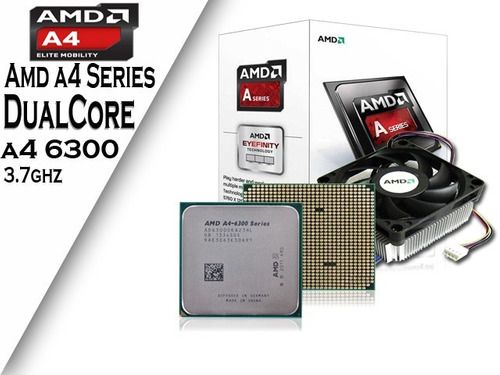 cpu gamer amd a4 6300 3.7 ghz 8gb kingston hd1tera seagate
