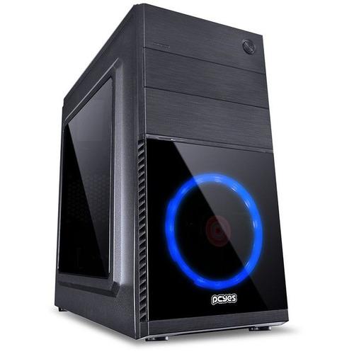 cpu gamer amd a4 6300 3.9 ghz, 4gb, 1tb, hd 8370d, dvd, wifi