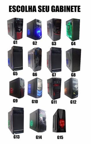 cpu gamer amd a4 7300/ 1tb/ 8gb/ dvd-rw/ hd 8470/ hdmi/ gta