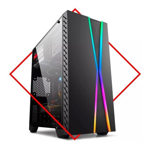cpu gamer amd a6 9500 / 32gb ddr4 / hd 1tb