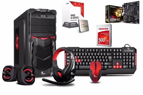 cpu gamer amd a6-9500e 3.4 ghz oferta