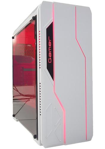 cpu gamer asus/ core i5 7400/ 16gb ddr4/ hd 2tb/ gtx1050 4gb