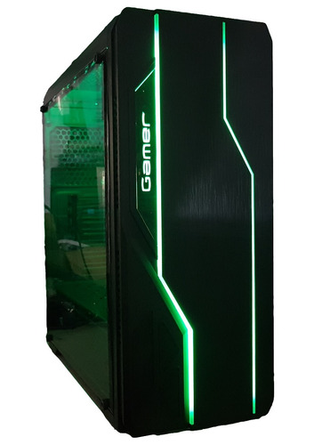 cpu gamer asus / core i5 7400/ 8gb ddr4/ 1tb/ gerforce 2gb