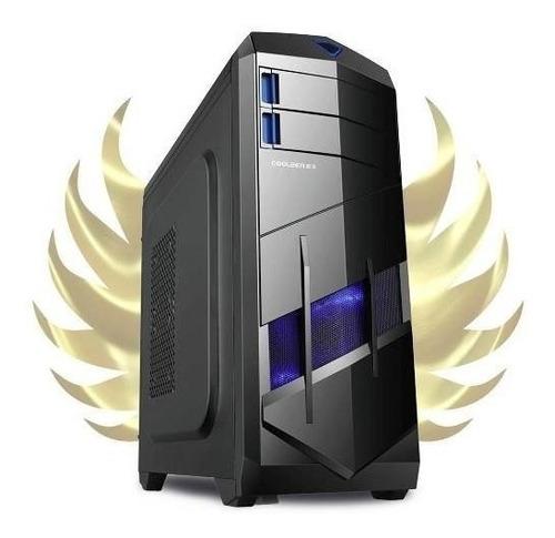 cpu gamer asus/ core i5/ 8gb/ ssd120gb/ hdmi/ + kit gamer
