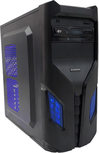 cpu gamer asus/ core i7/ 16gb/ 2tb/ wifi/600w/led