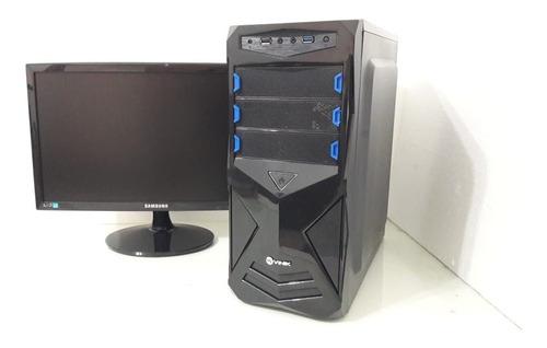 cpu gamer completa hd500 placa vídeo 2gb estoque limitado