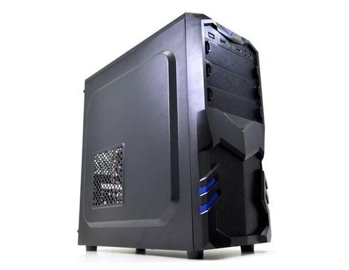 cpu gamer core 2 duo 4gb 160gb placa de video 2gb wifi+brind