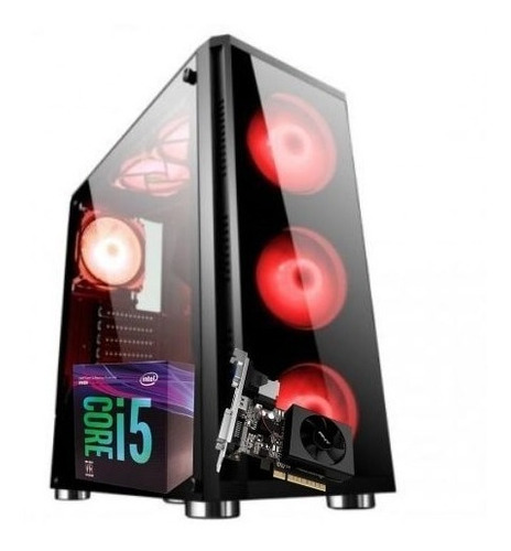 cpu gamer/ core i5 3.1/ 8gb/ 1tb/geforce 2gb/ wi-fi