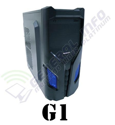 cpu gamer / core i5 7400/ 16gb/ 1tb/ gtx1060 6gb/ wifi/ gab.