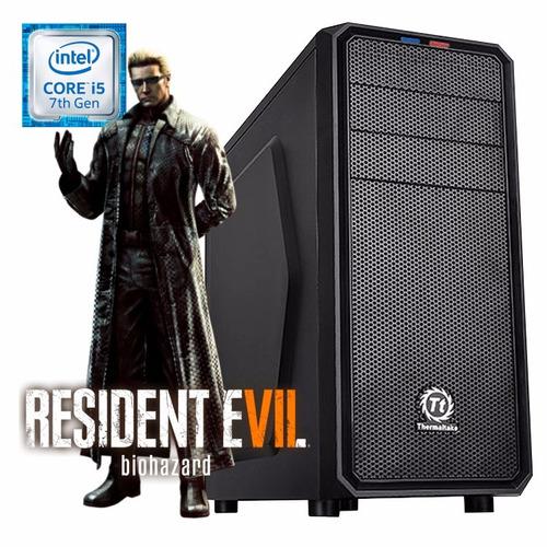 cpu gamer core i5 ram 8gb hdd 1 tb video gtx 1060 3gb ddr5