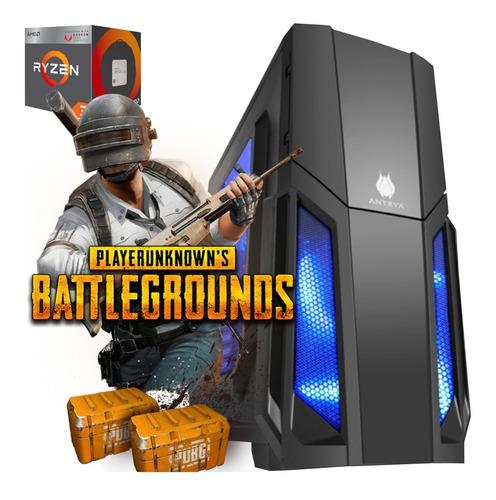 cpu gamer fortnite ryzen 3 2200g 8gb video gtx 1050ti 4gb
