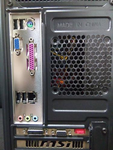 cpu gamer i5-3.1-ghz-hd500-8giga ram-1giga gts450