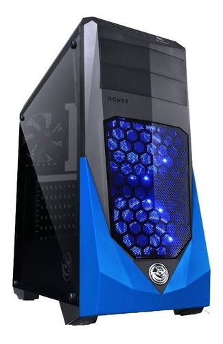 cpu gamer i7 3.4ghz 16gb ssd 960 wifi geforce 1060 6gb win10