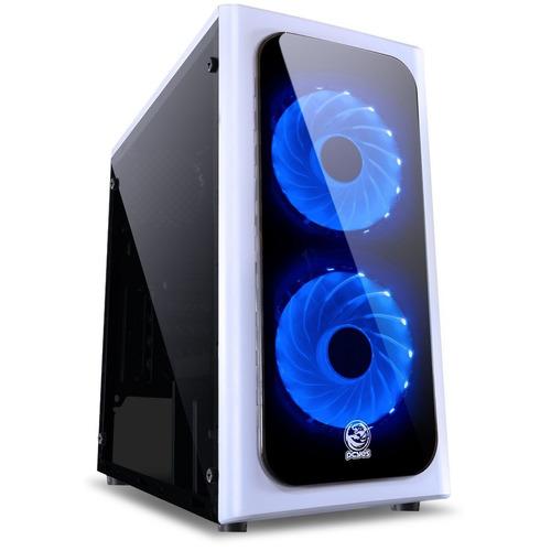 cpu gamer intel 4gb novo wi-fi e placa de video 1gb top jog