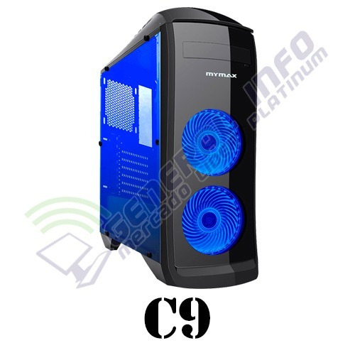 cpu gamer intel 7° geração/ 1tb / 8gb ddr4/ gtx1050ti4gb
