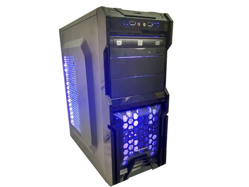 cpu gamer intel 7° geração/ gtx 1050 / 1tb / 8gb ddr4/