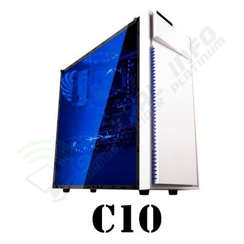cpu gamer intel 7° geração/ gtx 1050 /500g / 8gb ddr4/ gta v