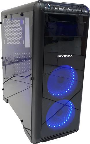 cpu gamer intel 7° geração/ gtx1050 / 500gb / 8gb ddr4/ gtav